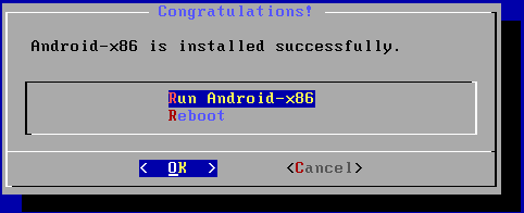 Android OSX Run