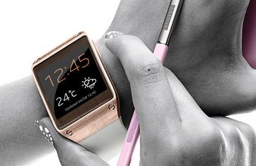 Reloj Wearble de Samsung