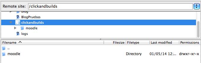 Eliminar aplicaciones creadas en FreeMode 1and1